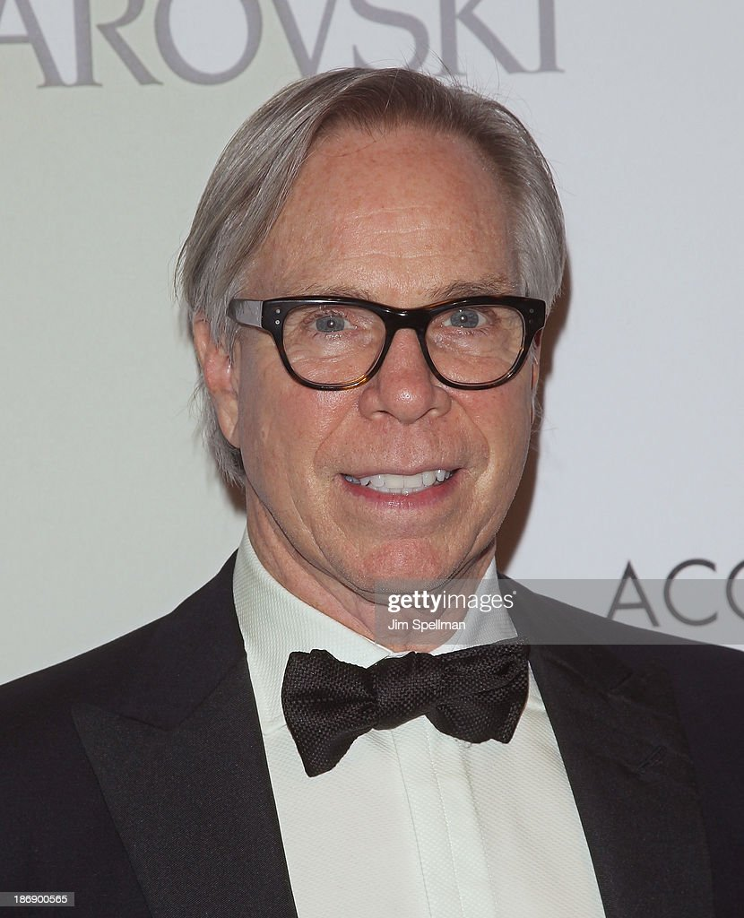Fashion Designer Tommy Hilfiger attends the 17th annual ACE Awards at Cipriani 42nd Street on November 4, 2013 in New York City.