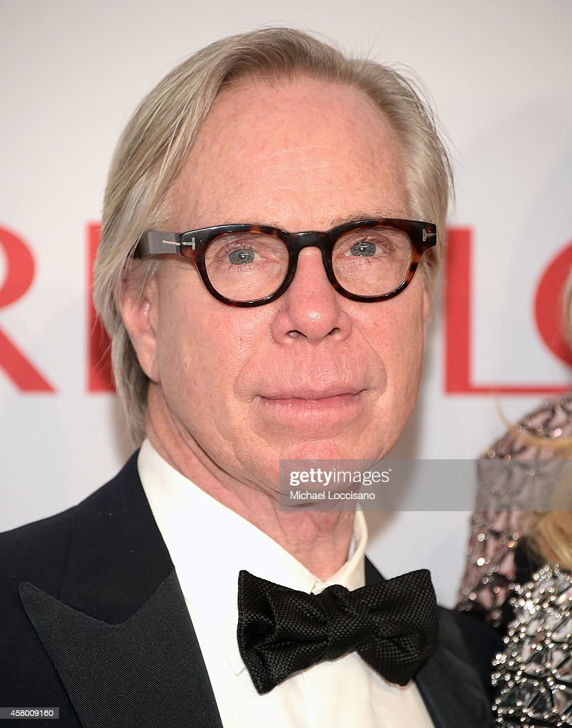 Fashion designer Tommy Hilfiger attends the Elton John AIDS Foundation's 13th Annual An Enduring Vision Benefit at Cipriani Wall Street on October 28...