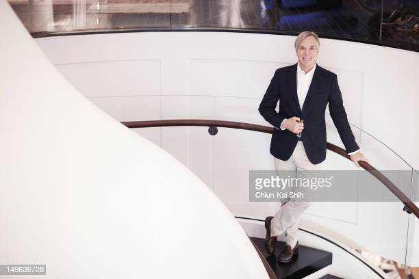 Fashion designer Tommy Hilfiger is photographed for GQ China on May 17 2012 in New York City