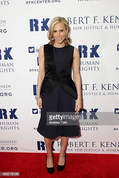 Fashion designer Tory Burch attends 2013 Ripple of Hope Awards Dinner at New York Hilton on December 11 2013 in New York City