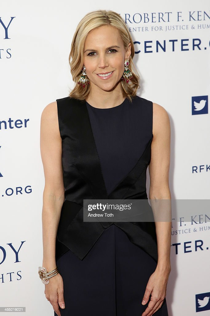 Fashion designer Tory Burch attends 2013 Ripple of Hope Awards Dinner at New York Hilton on December 11, 2013 in New York City.