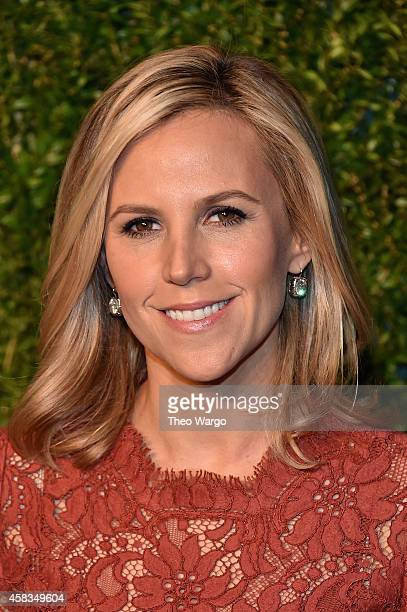 Fashion designer Tory Burch attends the 11th annual CFDA/Vogue Fashion Fund Awards at Spring Studios on November 3 2014 in New York City
