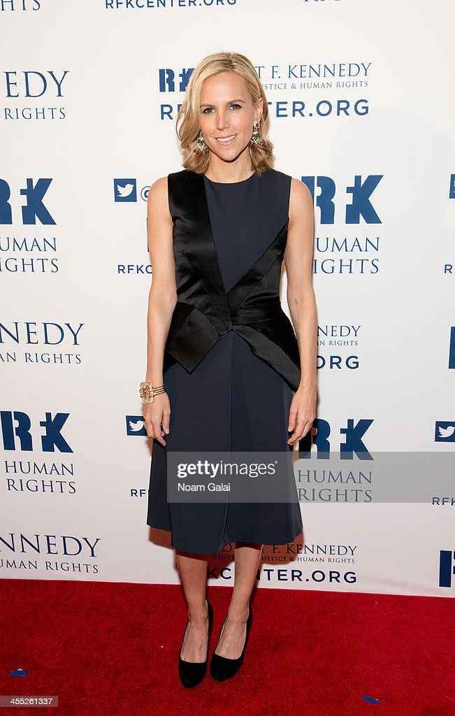 Fashion designer Tory Burch attends the 2013 Ripple of Hope Awards Dinner at New York Hilton on December 11, 2013 in New York City.