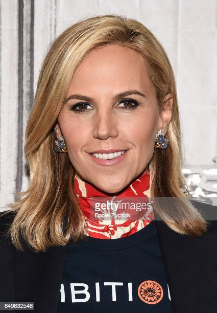 Fashion Designer Tory Burch attends the Build Series to discuss the Embrace Ambition Campaign at Build Studio on March 8 2017 in New York City