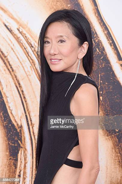 Fashion Designer Vera Wang attends the 2016 CFDA Fashion Awards at the Hammerstein Ballroom on June 6 2016 in New York City