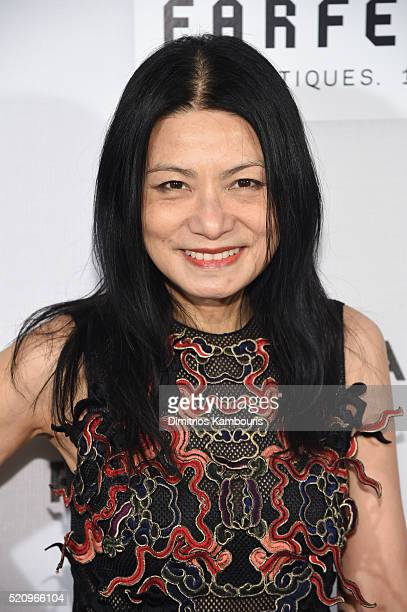 Vivienne Tam Photos et images de collection | Getty Images