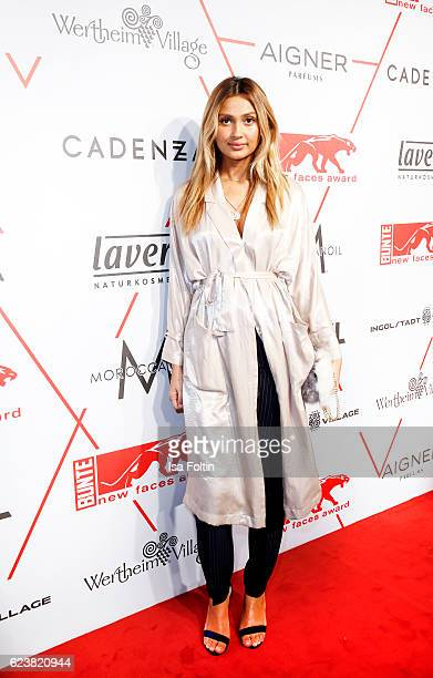 Fashion Designer Wana Limar attends New Faces Award Style on November 16 2016 in Berlin Germany