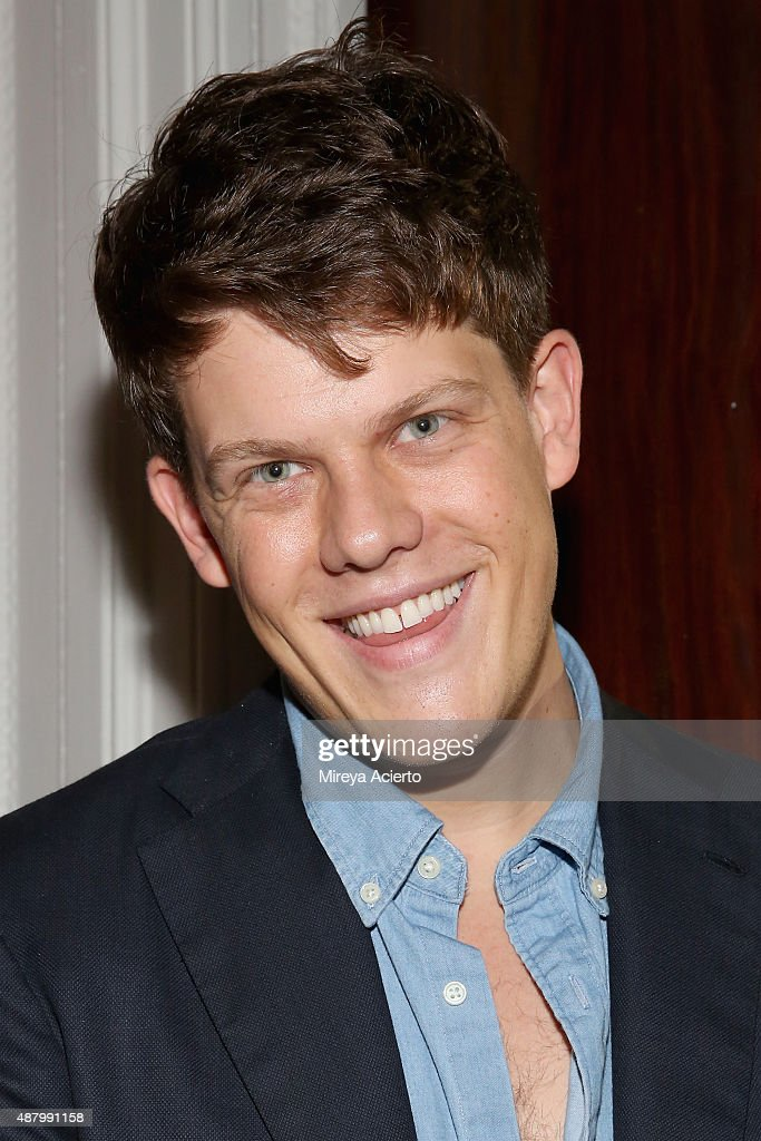 Fashion designer Wes Gordon attends the Monse fashion show during Spring 2016 MADE Fashion Week at Norwood Club on September 12 2015 in New York City