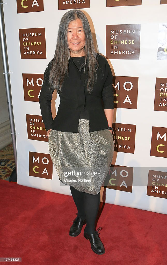 Fashion designer Yeohlee Teng attends Museum Of Chinese in America's Annual Legacy Awards Dinner at Cipriani Wall Street on December 3, 2012 in New York City.