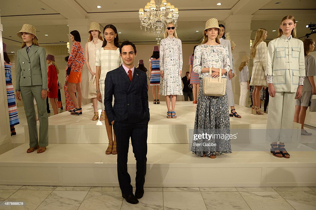 Fashion designer Zac Posen attends the Brooks Brothers Presentation during Spring 2016 New York Fashion Week on September 12 2015 in New York City