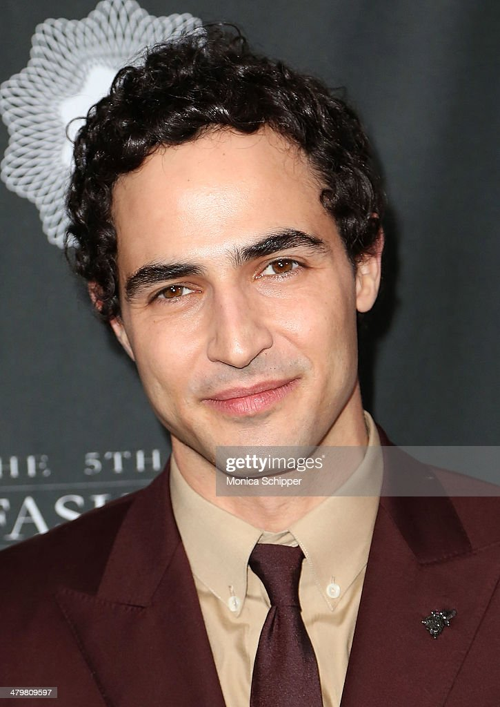 Fashion designer <a gi-track='captionPersonalityLinkClicked' href=/galleries/search?phrase=Zac+Posen+-+Fashion+Designer&family=editorial&specificpeople=4442066 ng-click='$event.stopPropagation()'>Zac Posen</a> attends the FASHION 2.0 Awards at Merkin Concert Hall on March 20, 2014 in New York City.