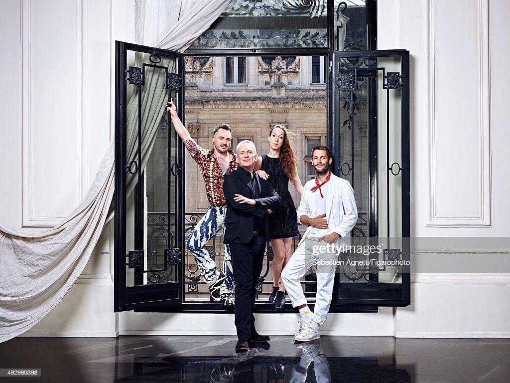 Designers, Madame Figaro, September 25, 2015