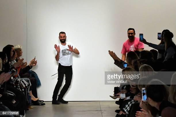Ryan Lobo And Ramon Martin Fashion Week