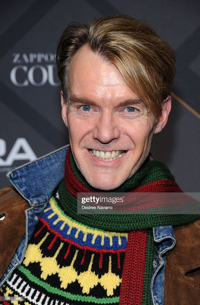 Fashion Director and SVP at Neiman Marcus, Ken Downing attends the 29th FN Achievement Awards at IAC Headquarters on December 2, 2015 in New York City.