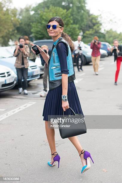 fashion director of luomo vogue and freelance stylist giovanna battaglia on day 6 of - Freelance Stylist