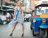 Fashion, Downtown Bangkok
