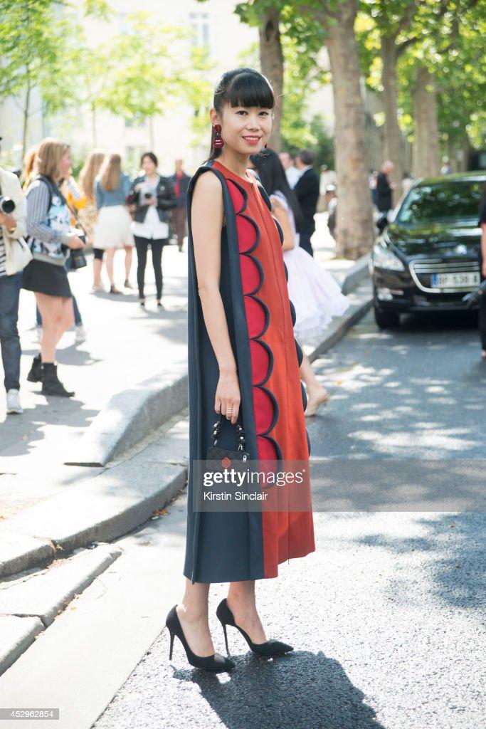 Street Style Paris Fashion Week Haute Couture F W 2014