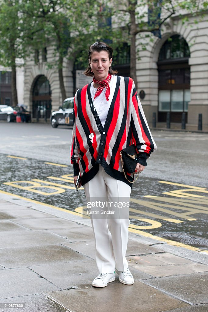 Street Style London Collections Men Ss17 Getty Images