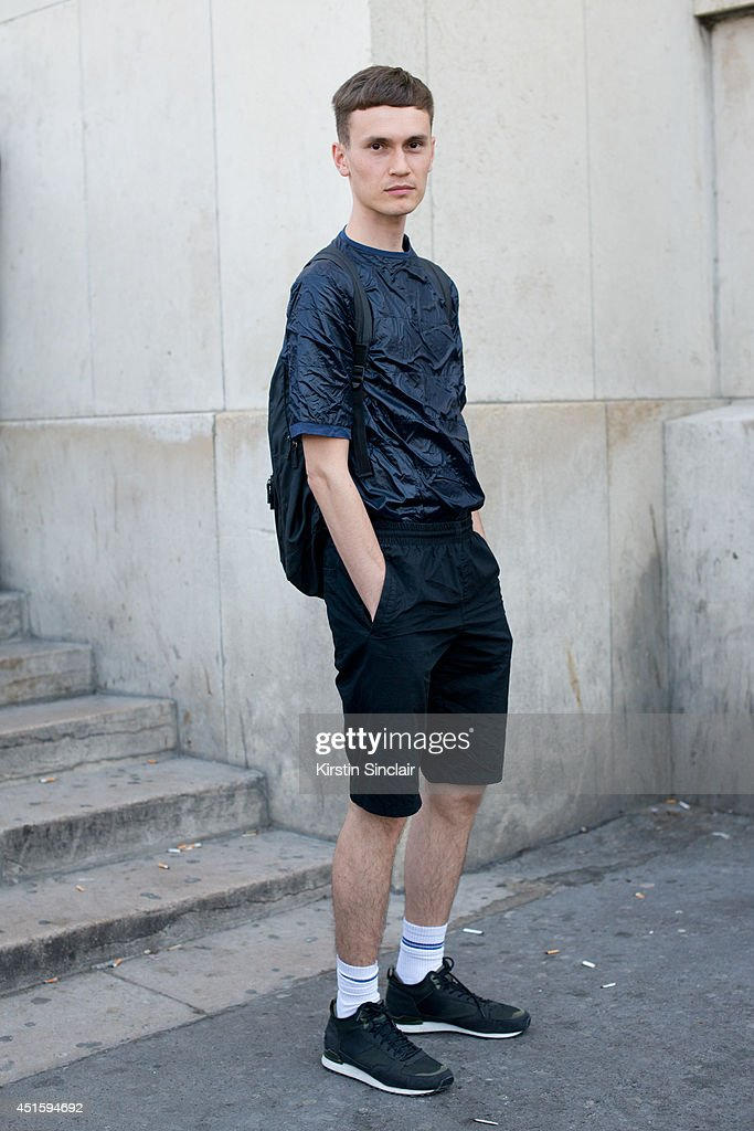 Street Style Paris Fashion Week Menswear S S 2015 Day 2 Getty Images