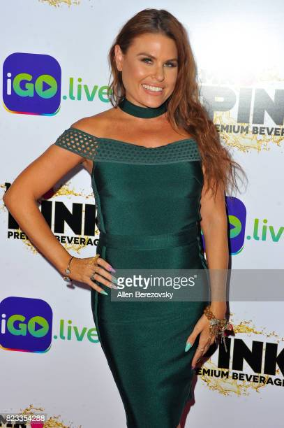 Fashion expert Ali Levine attends the iGolive Launch Event at the Beverly Wilshire Four Seasons Hotel on July 26 2017 in Beverly Hills California