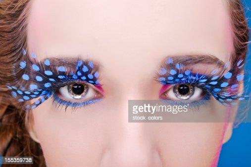 fashion eye make-up