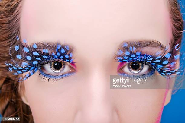 fashion eye make-up