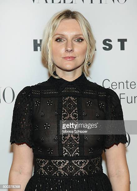 Fashion journalist Laura Brown attends 'An Evening Honoring Valentino' Lincoln Center Corporate Fund Gala Inside Arrivals at Alice Tully Hall at...