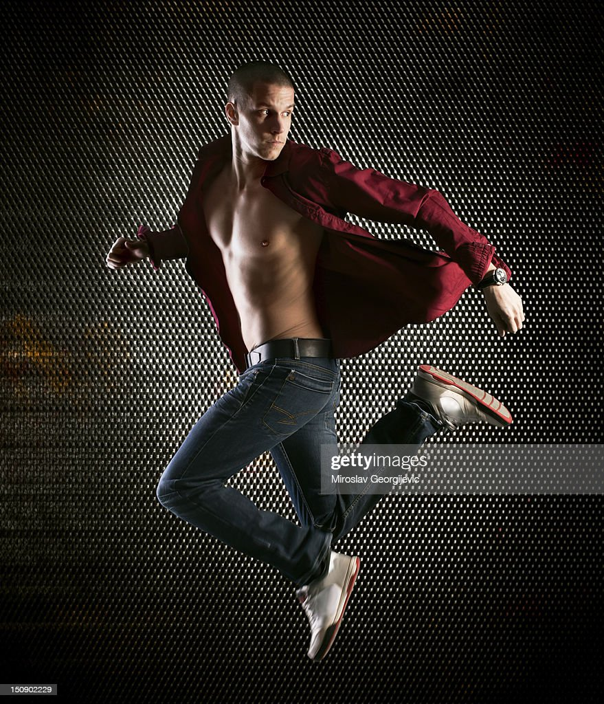 Fashion man : Stock Photo