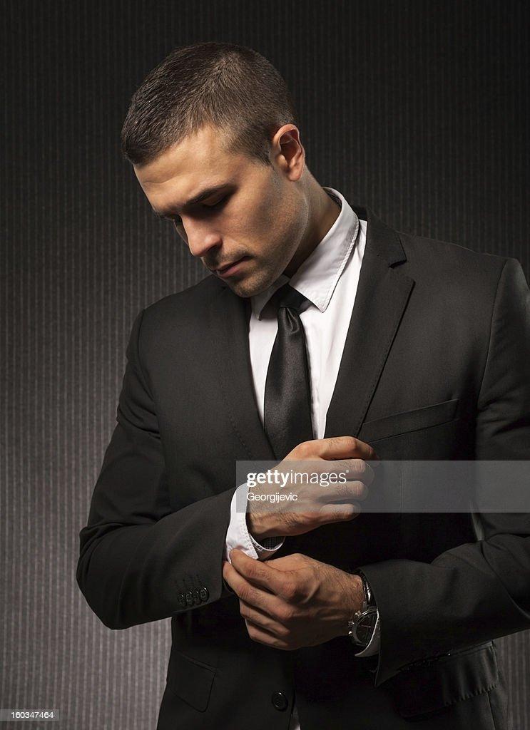 ファッション男性 : ストックフォト