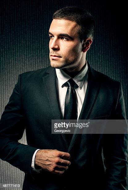 ファッション男性