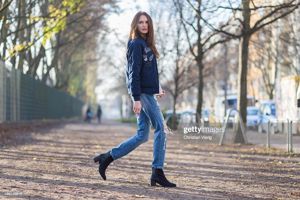 Street Style In Berlin November 27 2015 Getty Images