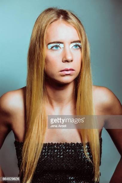 Fashion Model Female