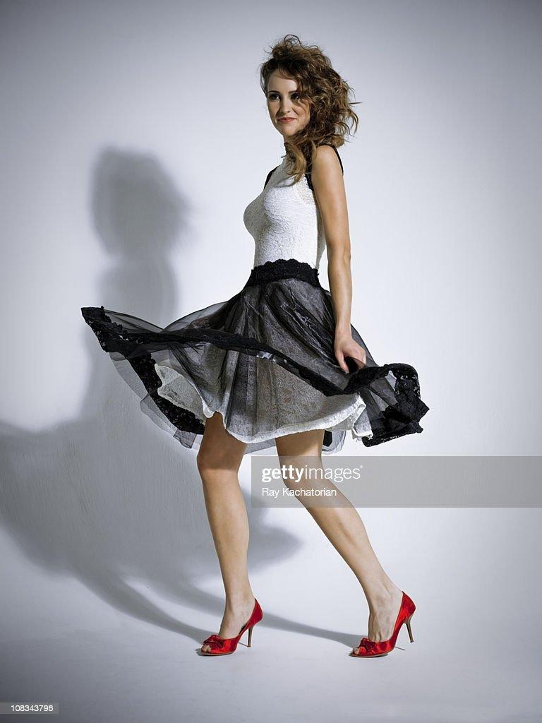 Fashion Model : Stock Photo