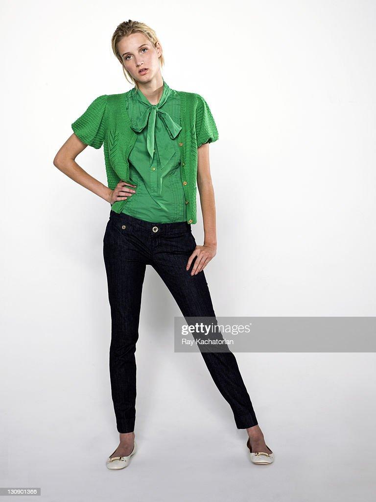 Fashion Model Portait
