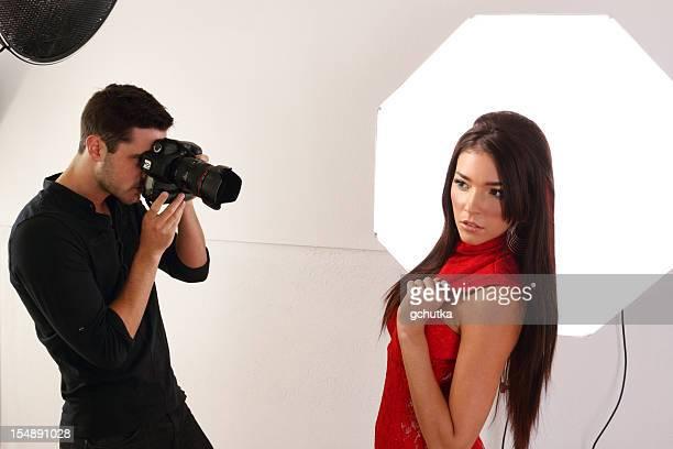 Model schießen