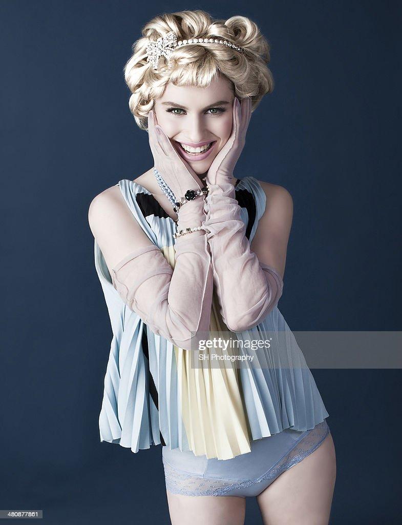 Tali Lennox, Vanidad magazine Spain,July 1, 2012