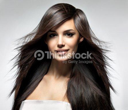 mannequin avec les cheveux longs tout droit photo thinkstock. Black Bedroom Furniture Sets. Home Design Ideas