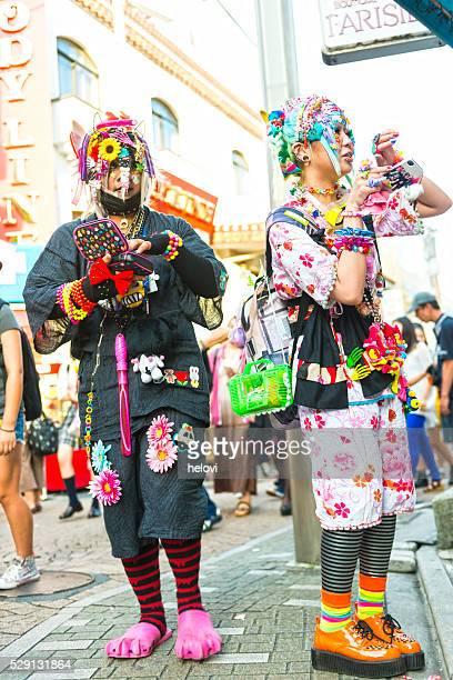 東京のファッション、原宿