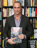 Fashion photographer Nigel Barker presents and signs 'Models Of Influence 50 Women Who Reset The Course Of Fashion' at Book Soup on March 7 2015 in...