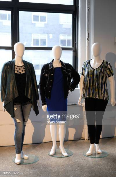 Fashion presentation at Rebel Wilson at the REBEL WILSON X ANGELS Collection Launch Party at DiaCo on June 27 2017 in New York City