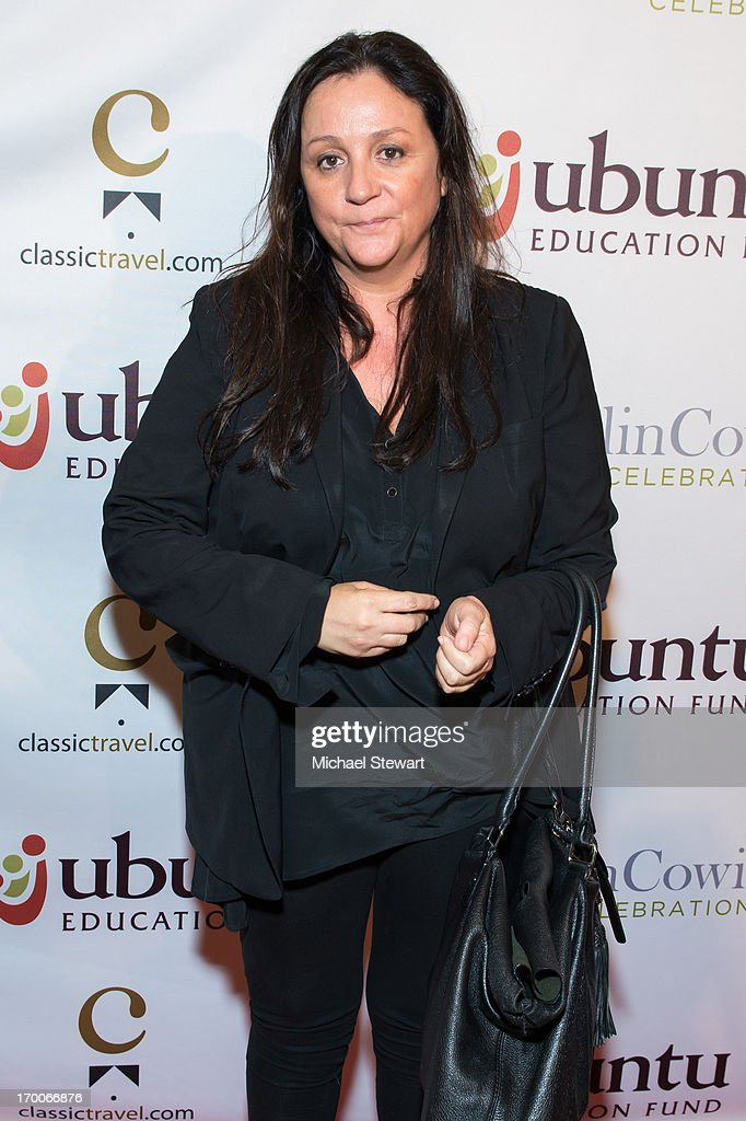 Fashion Publicist <a gi-track='captionPersonalityLinkClicked' href=/galleries/search?phrase=Kelly+Cutrone&family=editorial&specificpeople=3060375 ng-click='$event.stopPropagation()'>Kelly Cutrone</a> attends Annual Ubuntu Education Fund NY Gala at Gotham Hall on June 6, 2013 in New York City.