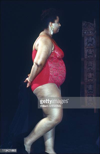 Fashion Show 'Allegro Fortissimo' On June 9th 1993
