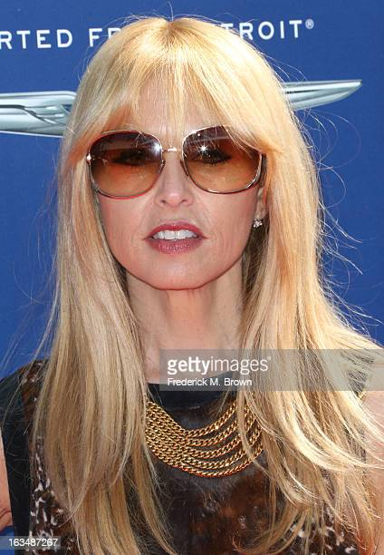 Fashion stylist Rachel Zoe attends John Varvatos 10th Annual Stuart House Benefit Presented by Chrysler at John Varvatos Los Angeles on March 10 2013...