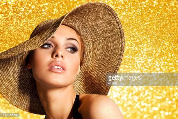 Fashion Summer Portrait