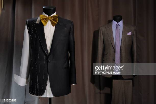 The MadeToMeasure For Men Lanvin House In Paris Menswear the largely manufactured so artisanal and scratched at halfmeasure industrial and editing...