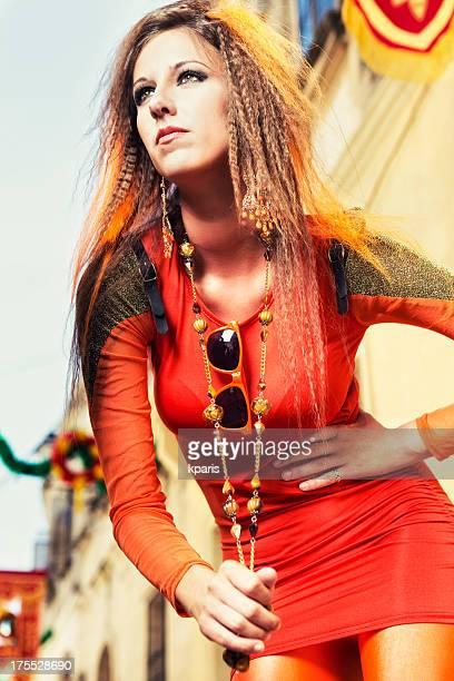 Fashion Trend 2012 - Orange