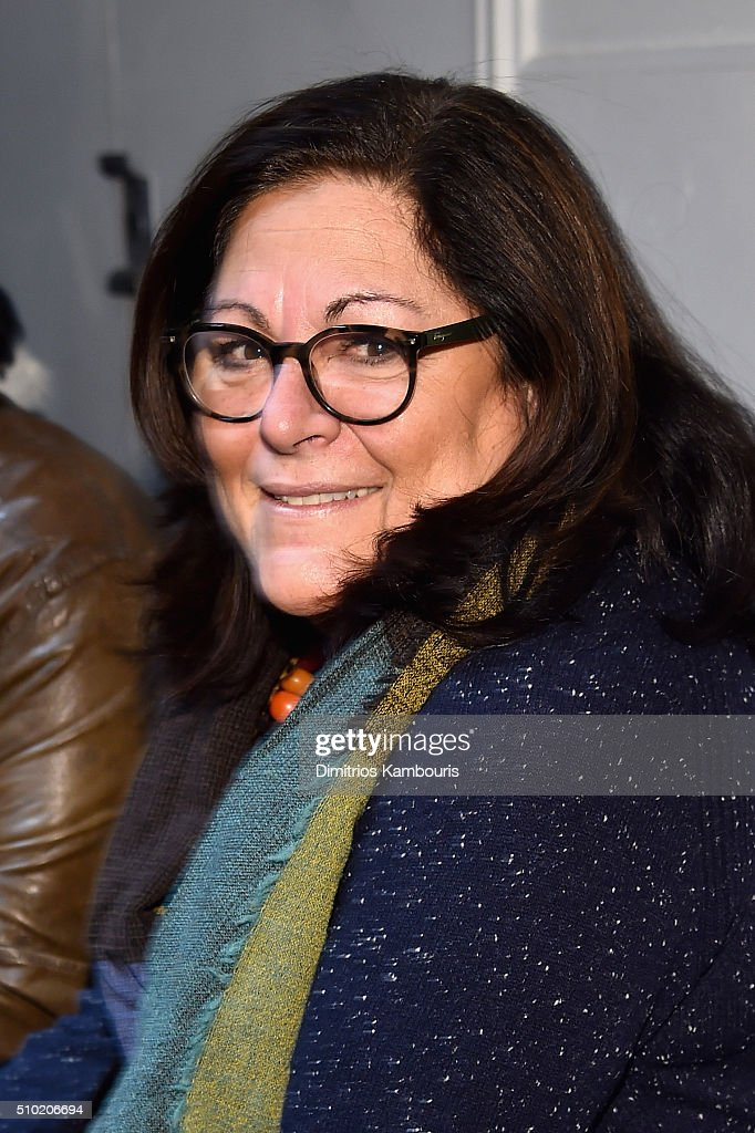 Fashion Week Creator, <a gi-track='captionPersonalityLinkClicked' href=/galleries/search?phrase=Fern+Mallis&family=editorial&specificpeople=201774 ng-click='$event.stopPropagation()'>Fern Mallis</a>, attends the Derek Lam Fall 2016 fashion show during New York Fashion Week: The Shows at The Gallery, Skylight at Clarkson Sq on February 14, 2016 in New York City.