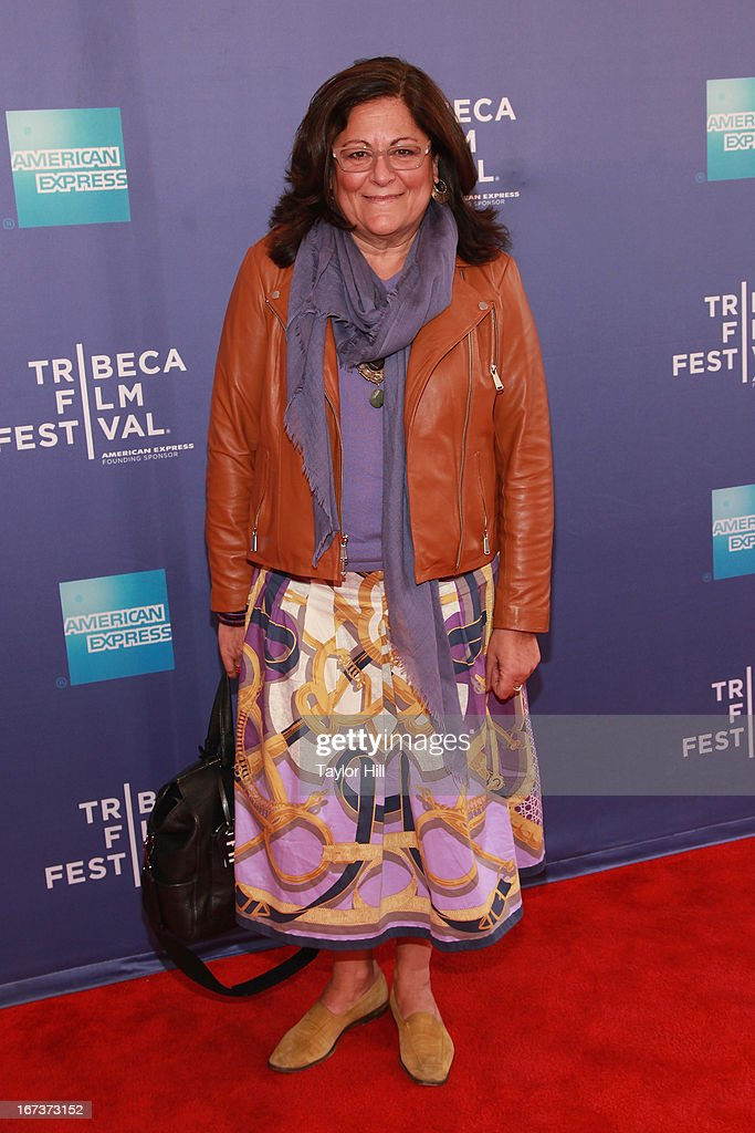 Fashion Week founder Fern Mallis attends the screening of 'Battle of amfAR' & Beyond The Screens: The Artist's Angle during the 2013 Tribeca Film Festival at SVA Theater on April 24, 2013 in New York City.