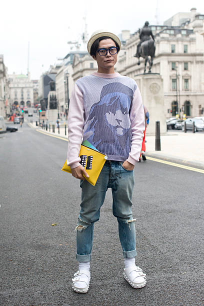 Day 3 Street Style London Collections Men Ss16 Photos And Images Getty Images