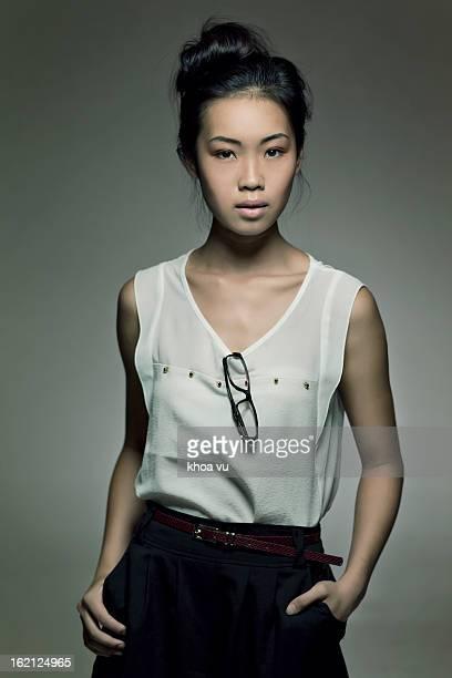 Fashionable female